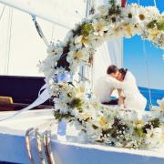 Теплоход на свадьбу